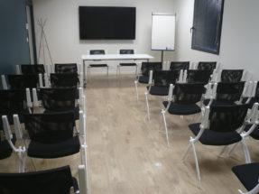Salle 6 en conférence